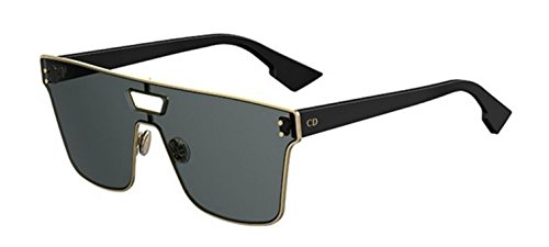 New Christian Dior DIORIZON 1 J5G/2K Gold Black/Grey ()