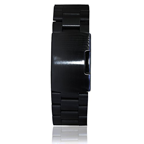 GOOQ Stainless Watchband Smartwatch Protector