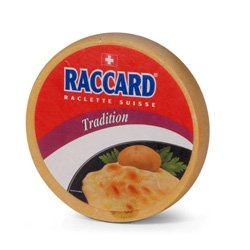 Raccard Swiss Raclette - Full Wheel - Approximately 10-12 Pounds by Raccard