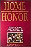 img - for Home With Honor: Helps for Returning Missionaries book / textbook / text book