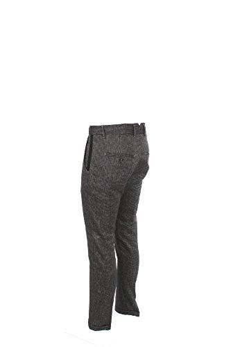 Pantalone Uomo Officina 36 52 Nero 2138/z Portonovo Primavera Estate 2017