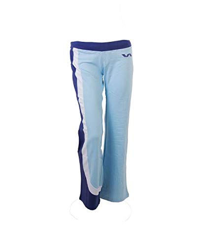 VARLION Pantalon INPL 925 Azul Celeste Mujer: Amazon.es ...