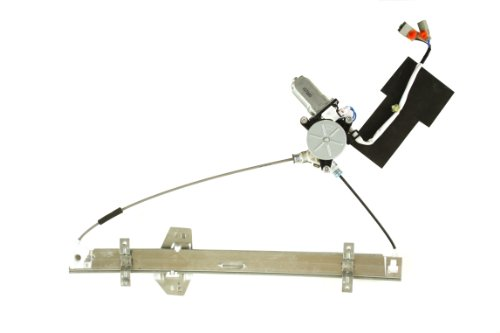 Genuine Honda Parts 72250-S0X-A52 Front Driver Side Window Regulator Genuine Part Window Regulator