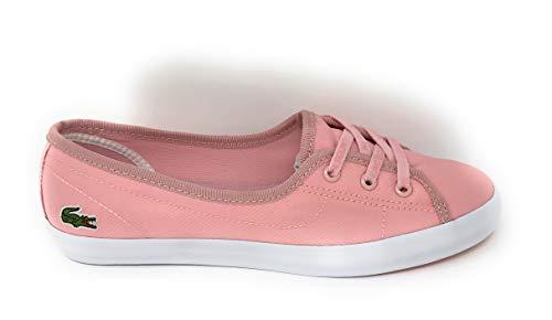 Light pink Zapatillas Mujer Para white Lacoste UIqxwfI