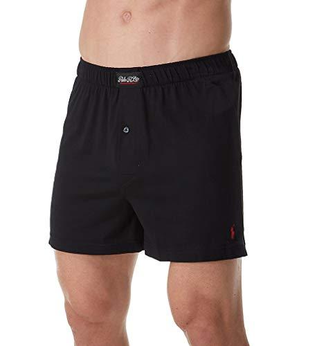 Polo Ralph Lauren Cotton Modal Jersey Knit Boxer (L202RL) XL/Polo Black