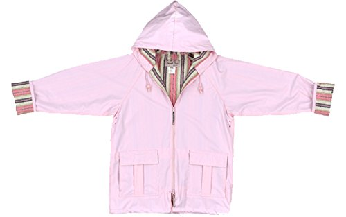 Women's Nylon Cotton Lined Hooded (Lined Nylon Coat)