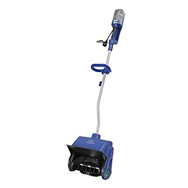 Snow Joe iON13SS-HYB 13 40V Hybrid Battery or Electric Cordless Snow Shovel