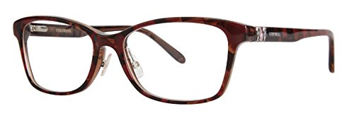 Eyeglasses Vera Wang VA 20 BURGUNDY CRUNCH