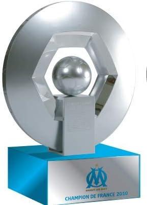 Hexagoal Olympique de Marseille 150mm Troph/ée du Champion de France Ligue 1 2010