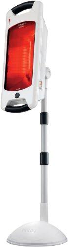 Philips InfraCare Rotlampe, Behandlung einer Körperhälfte HP3643/01