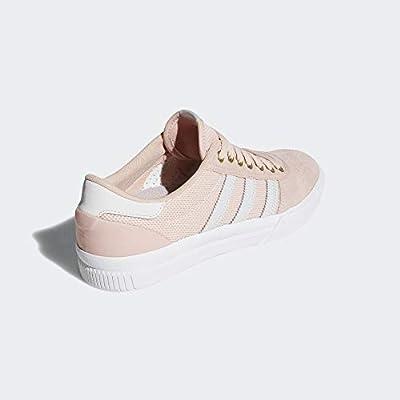 gradualmente Circular Pascua de Resurrección  Amazon.com : adidas Lucas Premiere Skate Shoes Vapour Pink/Grey/Footwear  White Mens Sz 10.5 : Sports & Outdoors