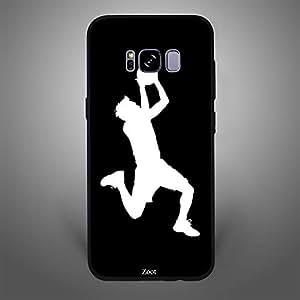 Samsung Galaxy S8 Basketball BnW