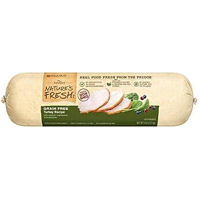 Freshpet, Dog Food Natures Fresh Turkey Recipe, 80 Ounce