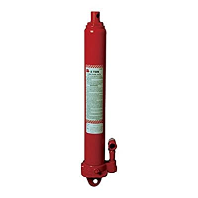 Torin 8 Ton Long Ram Double Piston Hydraulic Jack