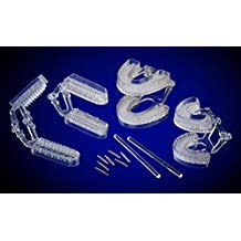 WHIPMIX - Mainstay Disposable Articulator Pin Quadrant 50 Sets - # 082 119899 Us Dental Depot by Whip Mix
