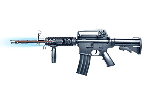 Plan Beta Fusil M4/A1/Night Recon l/ámpara Mango Negro Spring 0.5j Adulto Unisex Talla /única