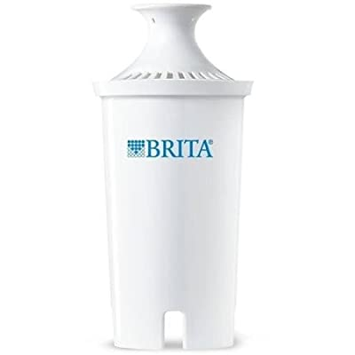 Brita Water Filter Pitcher Advanced Replacement Filter, 1 Count