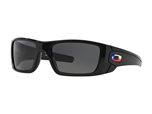 Oakley Fuel Cell Texas Flag Edition Sunglasses Black Frame/Black Lens - Fuel Cell Oakley Oo9096