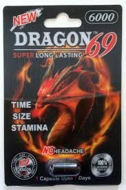 Dragon 69 - 6000 All Natural Male Enhancement Sex Pills (3) by FunThingsForMe