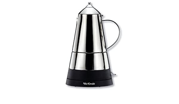 Mx Onda MX-CE2252 Percolator - Cafetera italiana: Amazon.es: Hogar