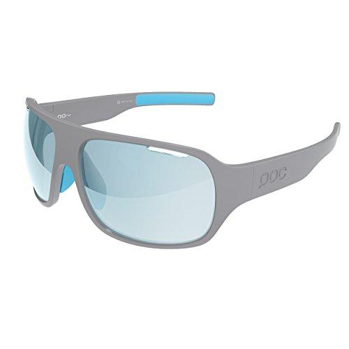 POC DO Flow Sunglasses, Pentose Grey, One - Poc Sunglasses