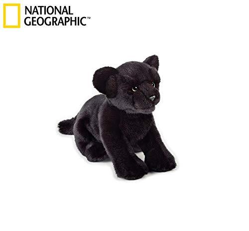 National Geographic Panther Plush - Medium Size