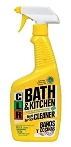 Clr Enhanced Bathroom And Kitchen Cleaner By Clr Kitchen Home