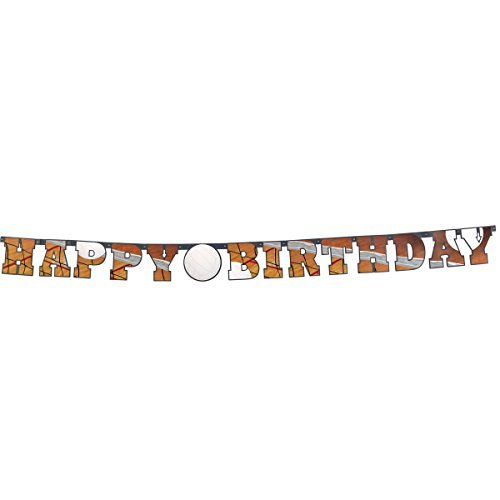 Banner, Happy Birthday Banner (Large 7