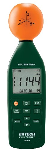 Extech 480846 Electromagnetic Field Strength