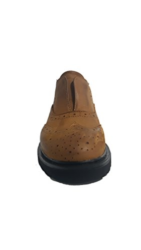 A1960 Scarpe By Antonio N. - Mocasines de Piel para mujer marrón marrón