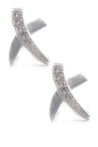 Statement Earrings Silvertone Jewelry Fashion product image