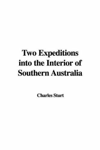 Two Expeditions into the Interior of Southern Australia ebook