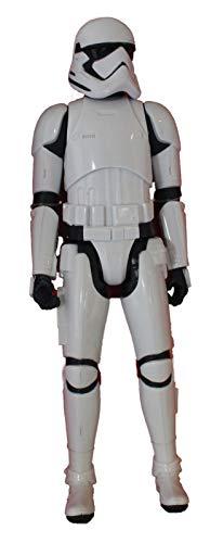 Star Wars: The Last Jedi 12-inch First Order Stormtrooper Figure]()
