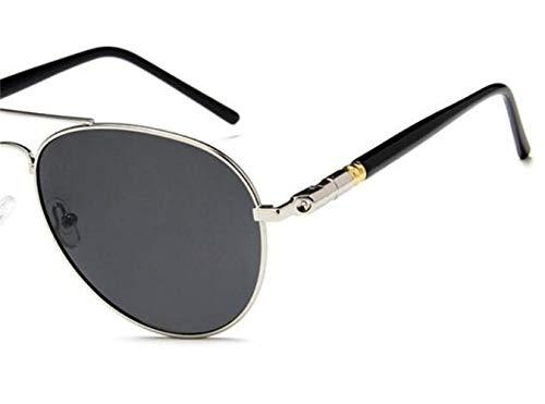 Cyclisme de des sports soleil Mode Silver soleil Lunettes pour de Pour pour conduite air de polarisants voyager plein les Lunettes protection de UV400 hommes PqwEn7TdU