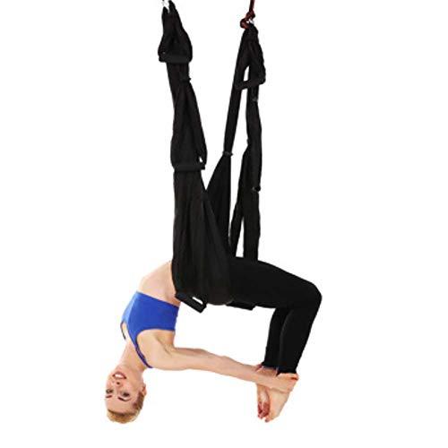 XIAMIMI Yoga aérea Swings hamacas para el Pino Yoga Mejorada ...