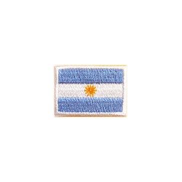 アルゼンチン 国旗 ・ ミニ / アイロン ワッペンの商品画像