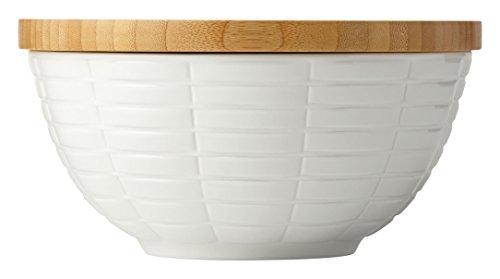 Lenox Entertain 365 Sculpture Medium Covered Bowl, ()
