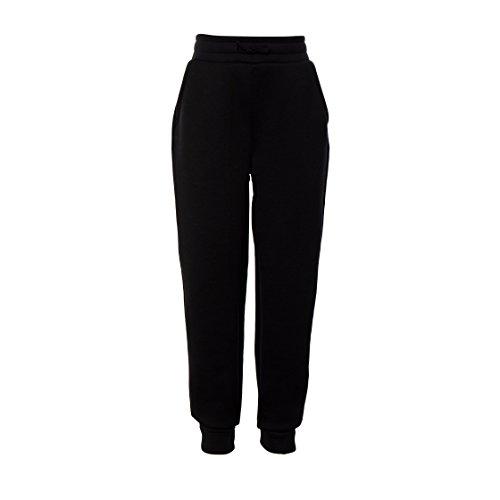 32 DEGREES Boys Fleece Tech Joggers Pants,Black,M(10/12)