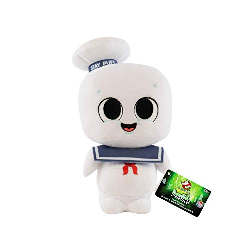Ghostbusters Marshmallow Man - Funko Supercute Plush: Ghostbusters -  Stay