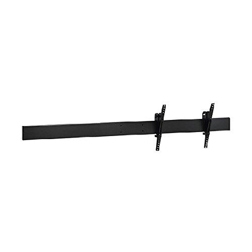 ハヤミ工産 CHP-B180M ブラック [マルチ(ヨコ2連ディスプレイ横向き用)]   B01NCX21YJ