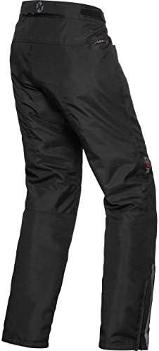 XS wasserdicht atmungsaktiv XL Thermofutter Schwarz Winddicht weitenverstellbarer Bund DXR Motorradhose Damen Tour Textilhose 5.0 Motorradhose Damen