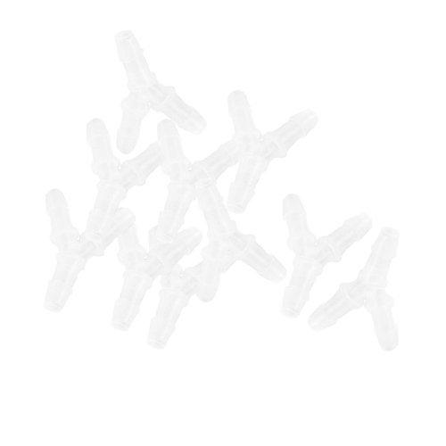 Amazon.com : eDealMax 10 piezas de plástico acuario 3Way Aire ...