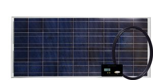 Carmanah GPRV-125 Go Power! 125 Watt Solar Charging Kit For Sale