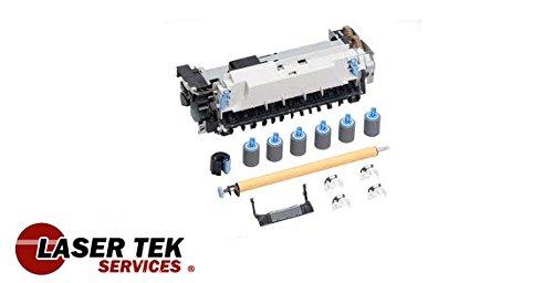 Hp Laserjet 4100 Maintenance Kit - Laser Tek Services ® Replacement Maintenance Kit for the HP LaserJet 4100 4100dtn 4100n 4100tn C8061X 61X C8061A 61A