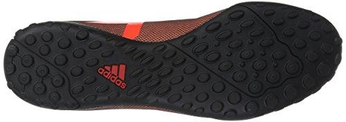 Scarpe Da Ginnastica Adidas X 17,4 Tf Nero / Rosso Solare / Arancione Solare