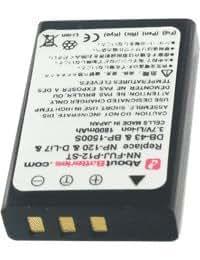 Batería tipo TOSHIBA PX1657, 3.7V, 1950mAh, Li-ion