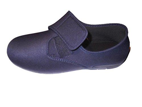 2018 Alla Uomo 46 scarpe Licra Facile chiusura Taglie Da estate 40 Dalla Pantofole Blu Primavera top Soca xZYFwSn6