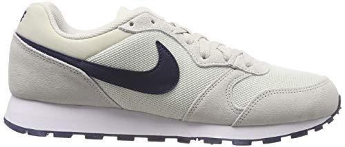 Shoe Hombre light Nike Para Md Bone Runner Men's Running 009 De 2 Gris obsidian Zapatillas wfnqFIzPfA