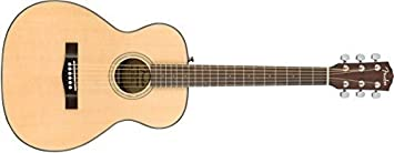f1ba2699f8 Fender CT-140SE Acoustic-Electric Guitar with Case - Travel Body Style -  Natural