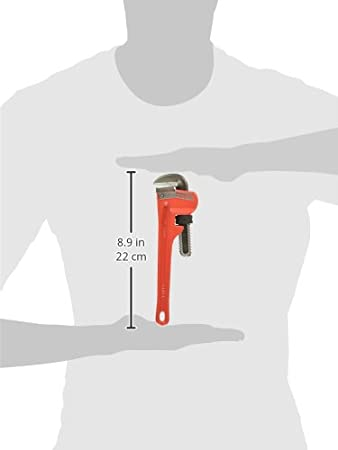 KC Professional 98702 Pipe Wrench 8